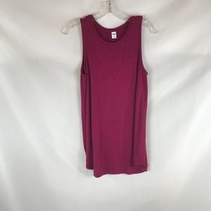 OLD NAVY PURPLE SIZE S TANK TOP
